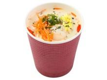 祇園辻利がソラマチだけのあったか豆乳メニューを提供中!スープ・ぜんざいでほっこりしてみて‼