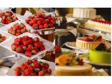 【横浜ベイホテル東急】15分完売のデザートブッフェが4月分の予約受付を発表 ホテルのいちご企画が続々!