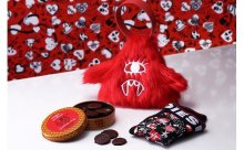もふもふモンスターバッグに一目惚れ!ディーゼル×マックス ブレナーのバレンタイン