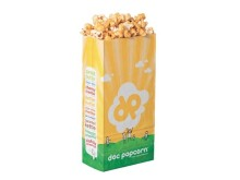 自然派で低カロリー全米ナンバー1のDoc Popcornが長野初見参!ながの東急百貨店にて