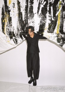 "EXILE小林直己「自分を高めてもらえる」 ""憧れブランド""で魅せる男の色気"