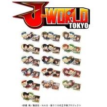 J-WORLD TOKYO限定『 新テニスの王子様 』バレンタインチョコレート発売!