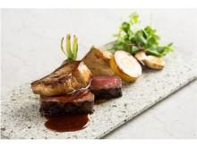 贅を尽くしたフルコース、長崎サンセットマリーナでフォアグラが主役のディナーはいかが?