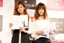 "E-girls藤井姉妹、EXILE HIRO&MAKIDAIからもらったホワイトデーの""豪華なお返し""明かす"