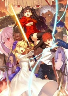 TVアニメ『Fate/stay night[UBW]』ニコ生で一挙放送決定!