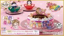 TVアニメ『魔法つかいプリキュア』キャラデコケーキが登場