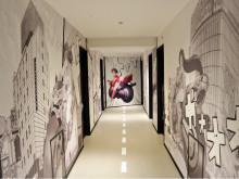 渋谷区円山町1の1。自分の「好き」が試されるホテル