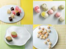 ポップでころん。かわいい和菓子で春気分