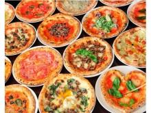 ピッツァフェスタ開催、あのナポリ神戸三宮にて全22種の本格窯焼きピッツァが500円で!