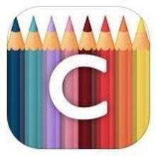 ちょっとの間に楽しめる! 大人のための塗り絵アプリ「Colorfy」