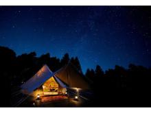 海外で流行の最新キャンプスタイルを日本でも!自然の中の贅沢空間で家族と過ごす至福のひととき