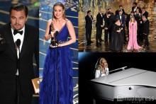 「第88回アカデミー賞」授賞式総まとめ…ディカプリオ悲願の初受賞、ブリー・ラーソンが主演女優賞、「スポットライト 世紀のスクープ」が作品賞