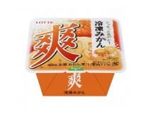シャリシャリ食感と味を、さらにリアルに再現 「爽 冷凍みかん」が復活発売!