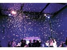 """桜吹雪舞う会場で""""ビューティー""""を体感!SHISEIDO THE GINZA主催の""""お花見女子会""""が今年も開催"""