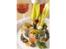 春がここまで!ワインと旬食材限定メニューのマリアージュ「春色ロゼワインフェア」開催‼