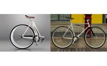 """車輪の大きさはそのまま!スタイリッシュな""""折りたたみ自転車""""が人気に"""