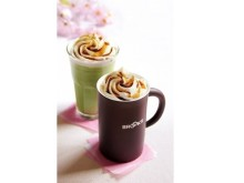 BROOK'S green caféの人気メニューが復活☆桜シーズン限定の「黒蜜きなこ抹茶カプチーノ」を逃すまじ!