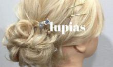 ゴールドピンを使ってまとめ髪◎簡単に可愛くなるまとめ髪のポイント★☆