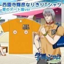 またまた登場『学園ハンサム』西園寺輝彦なりきりTシャツ発売
