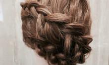 【初級~上級まで】春夏のまとめ髪はワンポイント編み込みで可愛さ倍増♡