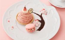お皿の上は春爛漫!「Q-pot.」の桜メニューがかわいすぎ♡