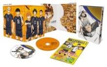 『ハイキュー!!』BD&DVD4巻の詳細公開◎ブックレットも付属!