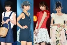 江野沢愛美、古畑星夏、岡本夏美ら「Seventeen」モデルに1万人歓声 華やか春夏スタイル着こなし