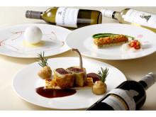 ひと皿毎に厳撰されたワインをサーブ!天空のフレンチレストランで「美食オーストラリアディナー」を満喫しよう
