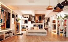 気に入った服はお持ち帰り♡「H&M」巨大クローゼットを独り占めできる 企画を開始