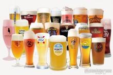 10万人来場の人気ビアガが今年も、本場ベルギーからアジアまで珍ビール勢揃い