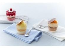 初夏に食べたい!ひんやり冷たいキハチの新作カップスイーツ「ベリーヌ」に夢中!!