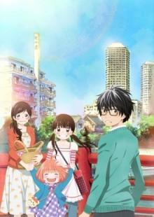 TVアニメ『3月のライオン』ビジュアルが解禁、実写も進行中!