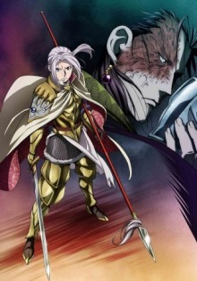 TVアニメ『アルスラーン戦記』第2期7月放送開始