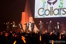 "SOLIDEMO""絆""見せた2周年ライブ サプライズ発表にファン歓喜"
