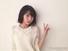 武田玲奈「non-no」に電撃移籍 最年少専属モデルに