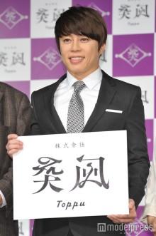 西川貴教、ツアー演出&セットの排除を発表 熊本地震を考慮