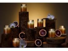 ジョンマスターオーガニックで人気のブラッドオレンジ&バニラの香りがお部屋で甘美に香る、自然にも人にも優しいキャンドル