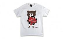 【くまモン× ビームス】熊本地震チャリティーTシャツを発売