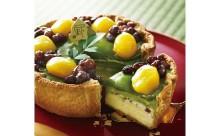 宇治抹茶×栗!人気の「PABLO」季節限定チーズタルトがおいしそう