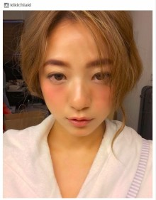 AAA伊藤千晃、ボブヘア&おフェロ顔披露 色っぽ可愛い魅力全開