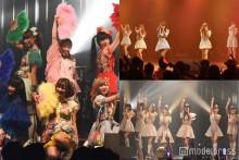 PASSPO・バンもん!・アキシブら15組、総勢100名以上で熱狂ライブ開催
