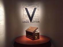意外なものまで展示! ルイ・ヴィトン展覧会に影響を受ける