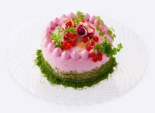 """ケーキにしか見えない♡注目の""""美しすぎるサラダ""""が伊勢丹新宿に登場"""