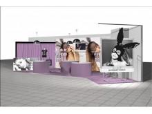 「デンジャラス・ウーマン」発売記念!SHIBUYA109にアリアナ・グランデのオフィシャルショップがオープン