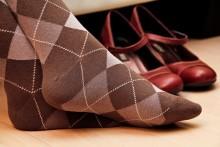 靴下がダサいなんて昔の話! 靴と合わせればこんなにかわいい!