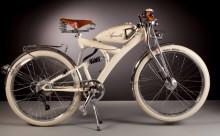 """驚きのカッコよさ!イタリア発""""バイクにしか見えない""""電動自転車"""