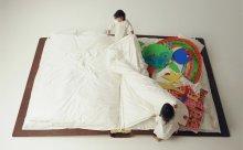 物語の続きは夢の中で☆大きな本型ベッドが素敵