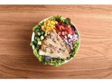 野菜やお肉、玄米まで全て好みでセレクトできるサラダボウル専門店「WithGreen」でアメリカのサラダ文化を体験♡