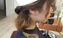 ピンを使わない☆5分で簡単にできるヘアアレンジの方法
