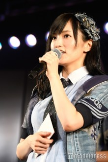 山本彩「NMB48がこのままでは危ない」胸の内を吐露<AKB48ラスト劇場公演>